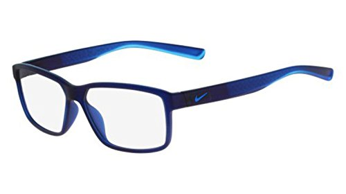 Eyeglasses NIKE 7092 405 MT CRYSTAL MIDNIGHT - Glasses Nike Prescription