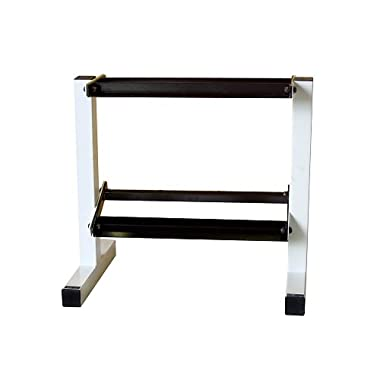 CAP Barbell Two Tier Dumbbell Rack, 20-Inch