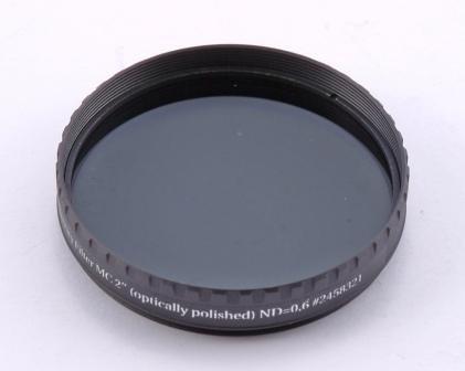 Baader Planetarium Neutral Density Filter 2'' ND 1.8 FND2-2