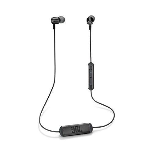 JBL Duet Bluetooth Wireless In-Ear Headphones (Black) (Certified Refurbished)