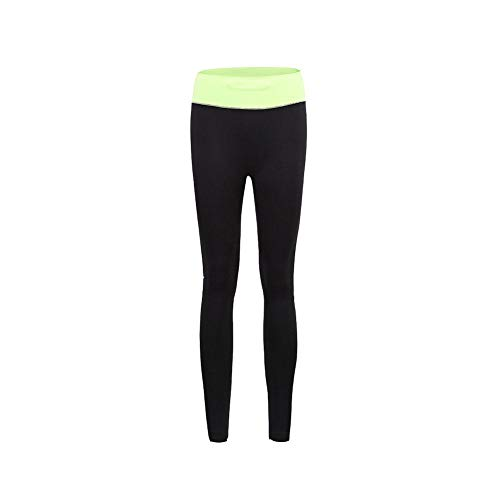 Barriga Para Mujeres Flex Yoga Alta Ejecutan Leggings Que Green Roful De Bolsillo Control Capris Cintura Pantalones Power PBzRwqpA