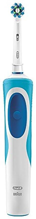 ミス生産的揺れるブラウン オーラルB 電動歯ブラシ すみずみクリーンEX 1モードタイプ D12013AE D12013AE