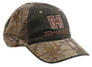 Hornady Logo Cotton Cap,Real Tree Camouflage
