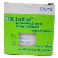 BD Lactinex Granules Probiotic Dietary Supplement - 12 Ea by B-D (Lactinex Granules)
