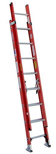 Werner D6224-2 Ladder, 24-Foot