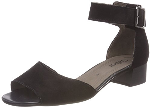 Gabor Schwarz para Mujer Shoes Sandalia Pulsera con Negro Fashion ggqxr8