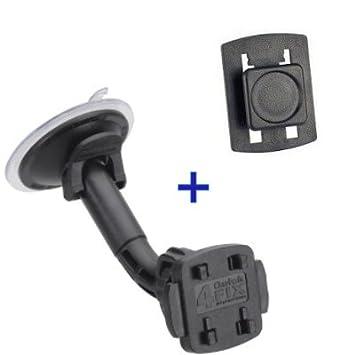 KRS H6P2 - Soporte de coche para navegador GPS TOMTOM GO 520, 720, 920, 730 y 930: Amazon.es: Electrónica