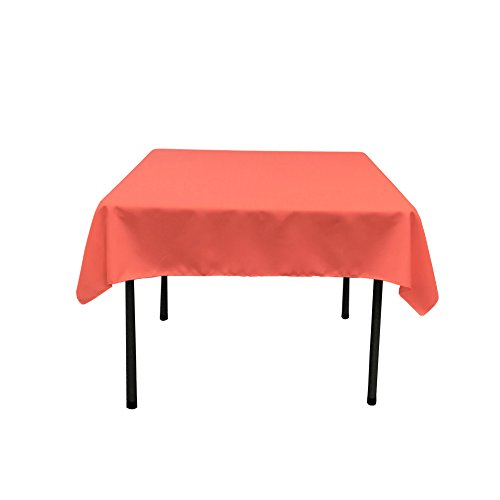 LA Linen Square Tablecloth - 58 x 58
