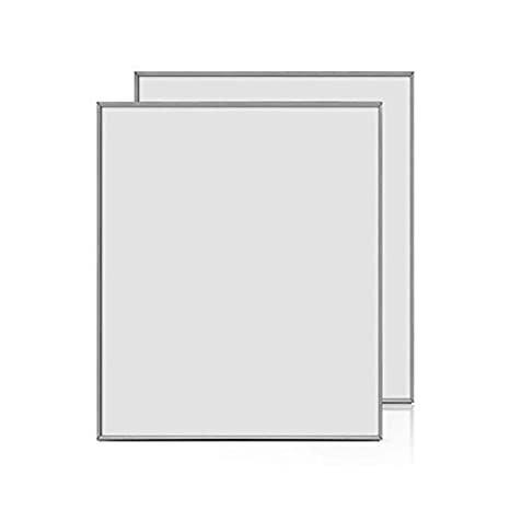 Infrarrojos eléctricos. Pared plana de calefacción dispositivo de radiadores panel calefactor de 425 W (