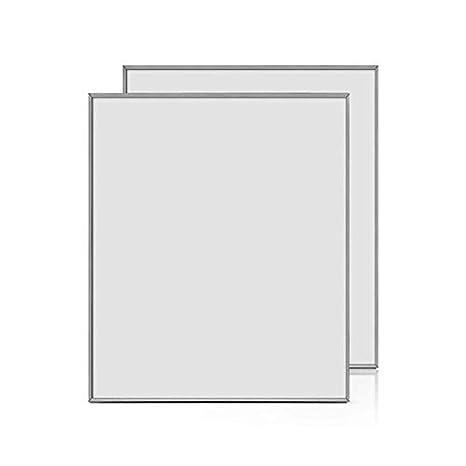 Pared plana de calefacción dispositivo de radiadores panel calefactor de 425 W (