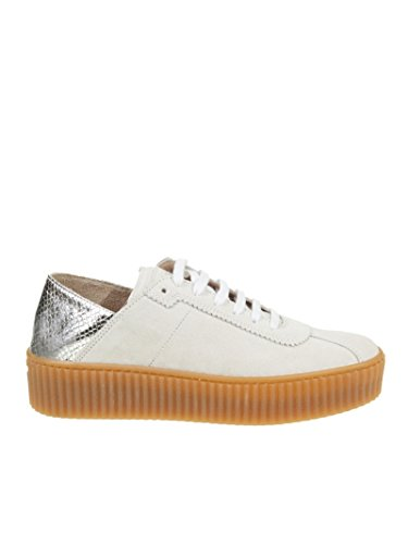 Pinko Sneakers Donna 1H209JY398ZI6 Pelle Bianco