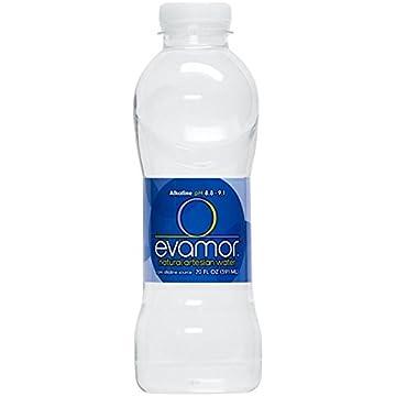 Evamor Natural Alkaline Water