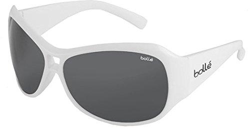 Bolle Kids Sarah Sunglasses (Shiny White, - Sunglasses Childrens Bolle
