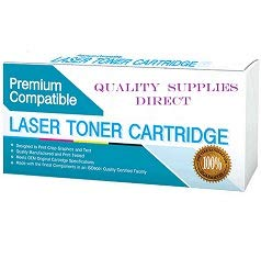 C3100 Yellow Toner - QSD Okidata C3100/C3200, 43034801 Compatible Yellow Toner Cart