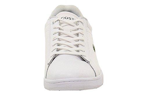 Lacoste Herren Carnaby EVO G316 7 Weiß / Navy