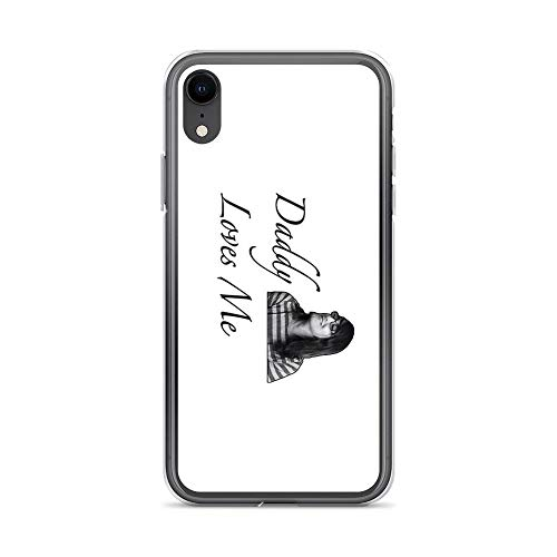 iPhone XR Case Cases Clear Anti-Scratch Daddy (Drew) Loves me, Drew Monson Cover Case for iPhone XR, Crystal Clear
