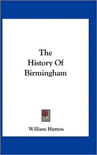 Book The History of Birmingham