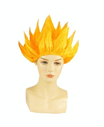 Goku-Percke-Wig-Anime-Cosplay-Kostm-Costume-Erwachsen-Haar-Zubehr-Hair-Accessories