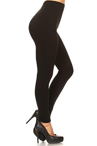 Attrack-Power-Womens-Fleece-Lined-Jersey-Leggings