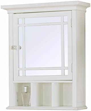 home, kitchen, bath, bathroom accessories,  medicine cabinets 12 picture Elegant Home Fashions  Neal Bathroom Cabinet, One Size in USA