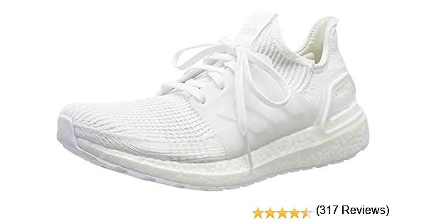 adidas Ultraboost 19 M, Zapatillas de Running para Hombre, Blanco ...