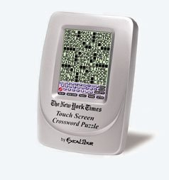 Electronic New York Times Crossword Puzzle by Excalibur