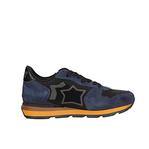 Nhn Stars Antares 03n Sneakers Blu Uomo nero Atlantic Mod X4dvww