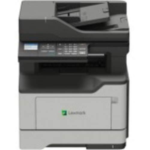 Lexmark MX320 MX321adw Laser Multifunction Printer - Monochrome - Plain Paper Print - Desktop - Copier/Fax/Printer/Scanner - 38 ppm Mono Print - 1200 x 1200 dpi Print - Automatic Duplex Print - 1 x In