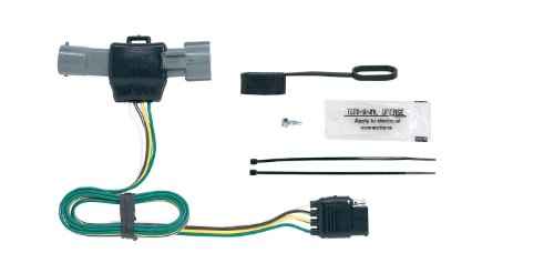 Wiring Trailer Hoppy Harness (Hopkins 40205 Plug-In Simple Vehicle Wiring Kit)