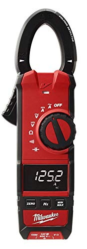 Milwaukee 2237-20 Clamp Meter (Best Clamp Meter For Electrician)