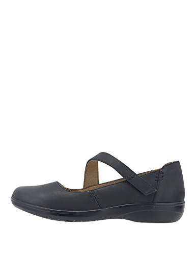 NIKKI ME Women's Comfort Loafers Black