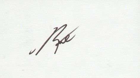Thierry Boutsen signed autographed 3x5 card F1 Driver for sale  Delivered anywhere in USA