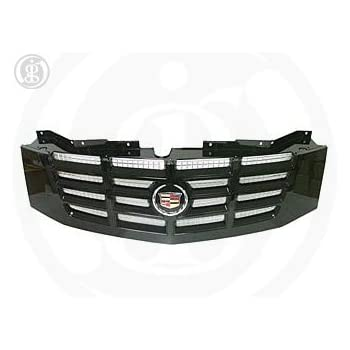 2007-2012 Cadillac Escalade, ESV, and EXT Black Grille by GM 19156281