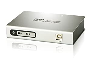 Aten USB to Serial Hub UC2322