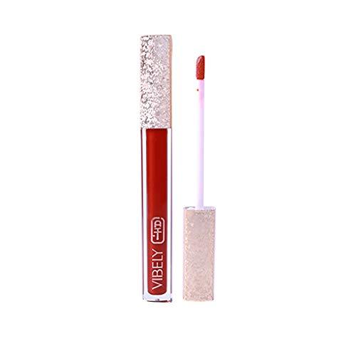 Big Sale! Wintialy VIBELY Mirror Sexy Liquid Lip Gloss Long Lasting Waterproof Keep 24 Hours ()