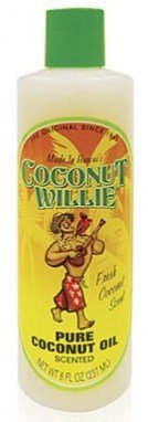 (Royal Hawaiian Coconut Willie Coconut Oil - 8fl. oz. Scented)