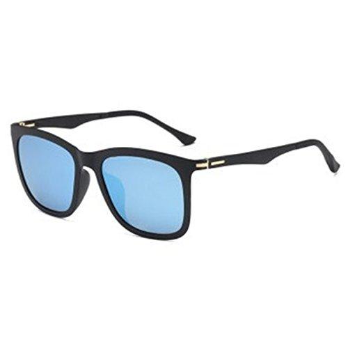 conduciendo Gafas Gafas de de Gafas Sapo de 2018 montañismo de de polarizadas los KOMNY Azul los Libre Hombres Pesca Sol al Gafas Gafas Sol Hombres Aire Blue Gafas Hombres de nuevos Ice Profundo los Oq5x14ndw