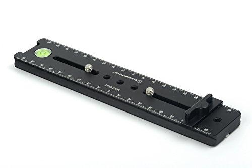 SUNWAYFOTO DPG-210R 200mm QR Plate / Nodal Rail Arca / RRS Compatible Sunway 210