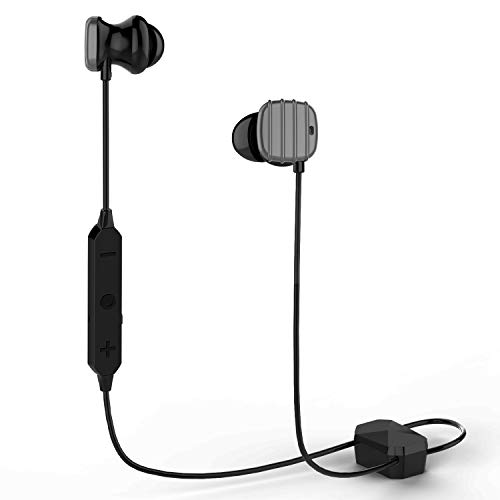 COWIN HE8D(Upgraded) Active Noise Cancelling Headphones, Wireless in Ear Bluetooth Earbuds with...
