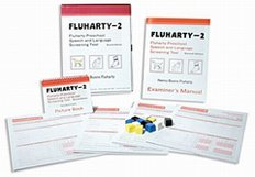 Proed FLUHARTY-2: Fluharty Preschool Speech and Language Screening Test - Second Edition