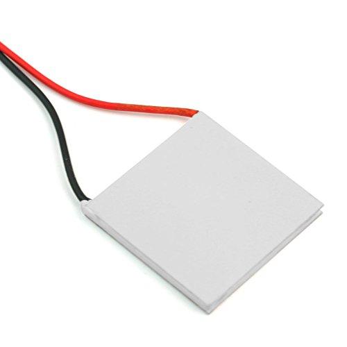 Refaxi DC 12V 60W TEC1-12706 Heatsink Thermoelectric Electronics Cooler Peltier Fridge Cooling Module