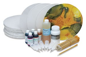 Jacquard Silk Painting - Jacquard Silk Painting Class Pack