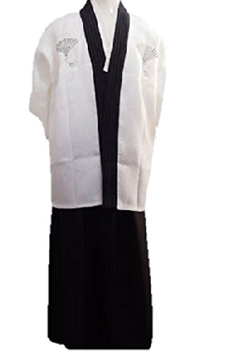 [T2C:Japanese Traditional Formal Men Kimono Samurai Costume] (Gothic China Doll Costume)