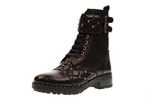 Apepazza Amphibious Woman Shoes BST05 / Matelasse Belinda Size 37 Black