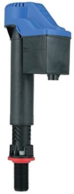 Korky 528T Replacement TOTO Toilet Fill Valve - Fits G-Max and Power Gravity Toilets - Easy to Install - Made in USA