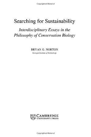 interdisciplinary essay