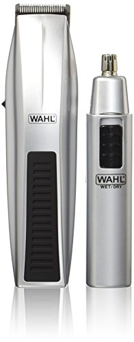 Wahl 5537-420 Trimmer - Wahl 5537-420 Trimmer - for Mustache, Beard, Nose, Eyebrow