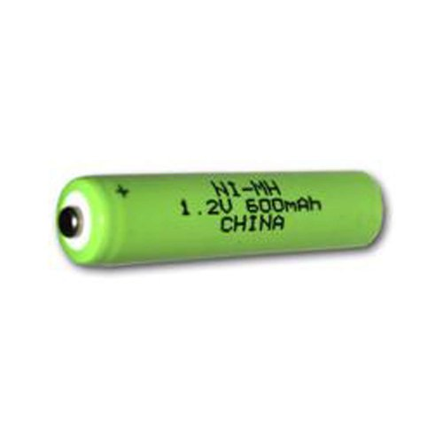 Exell 1.2V 600mAh NiMH AAA Rechargeable Battery Consumer But