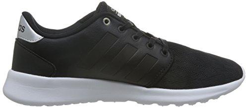 Deporte Qt Black Core Zapatilla Met Adidas Cloudfoam silver core De Black W Racer fOqSxT5nwY