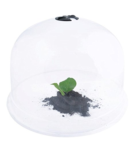 Esschert Design Plastic Garden Cloche with Pegs, Large by Esschert Design
